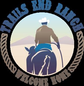 Trails End Ranch Colorado Logo